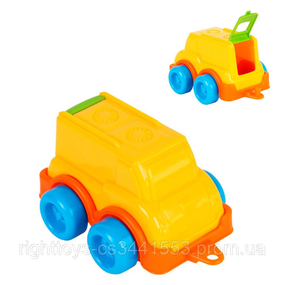 """Іграшка """"Мікроавтобус Міні ТехноК"""", арт. 6528"""