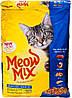 Meow Mix Seafood Medley, 6,44 кг