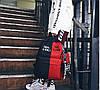 Спортивный тканевый рюкзак для школы с пеналом, фото 6