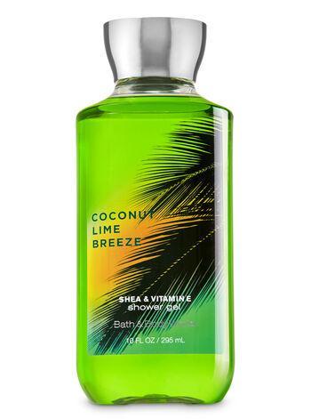 Гель для душа Bath and Body Works Coconut Lime Breeze