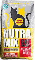 Nutra Mix Maintenance Adult Cat, 22,7 кг