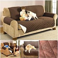 Покрывало на диван двустороннее Couch Coat | водонепроницаемая защитная накидка ОПТ