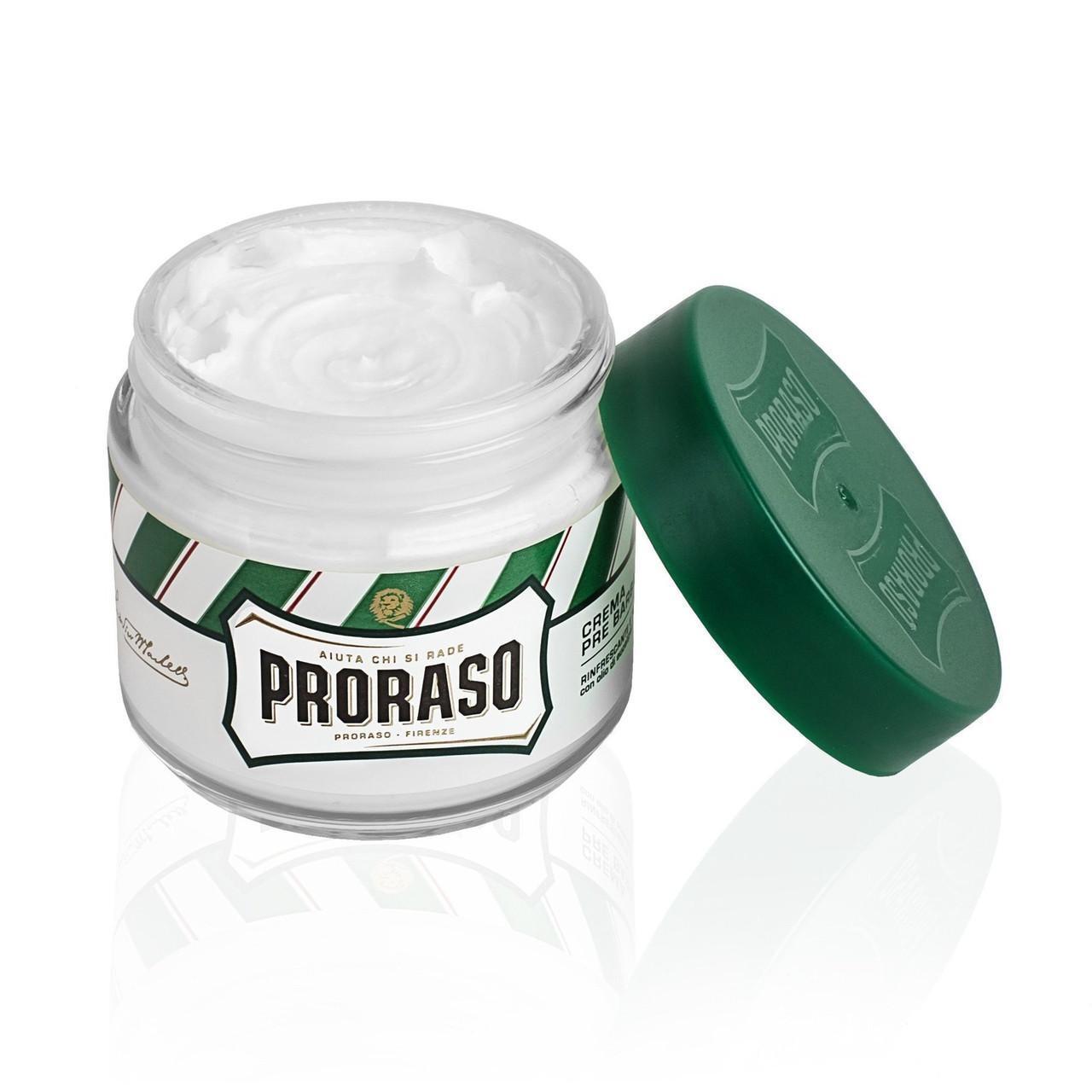 Крем до и после бритья смягчающий Proraso, 100ml