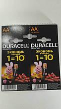Батарейка Duracell (АА R6) алкалин (Б-12) (12 шт)