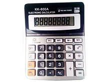 Калькулятор KK 800A (8 разрядный 2питания) (1 шт)