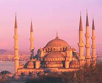Сияние турецких огоньков. 3 ночи в Стамбуле.