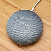 Колонка з голосовим асистентом Google Home Mini Персональний асистент/Wi-Fi/об'ємний звук