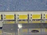 Модуль підсвічування 2011SVS40 56K H1 1CH PV (RIGHT_LEFT)62 (матриця LTJ400HM03-B)., фото 6
