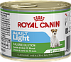 Royal Canin Adult Light Canine, 195 гр
