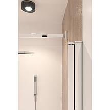 Душова кабіна квадратна без піддона  90х90 Q-TAP GEMINI, фото 2