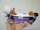 Шоколад молочный Milka Pensl Case в пенале на замочке, 200 грамм, фото 3