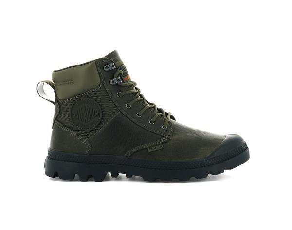 Чоловічі ботинки Palladium PAMPA SHIELD WP+ LTH  (76844-383-M)