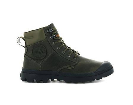 Чоловічі ботинки Palladium PAMPA SHIELD WP+ LTH  (76844-383-M), фото 2