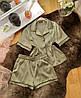 Пижама с шортами в расцветках 42301, фото 2