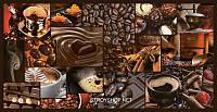 Декоративні Панелі ПВХ Мозаїка аромат кави