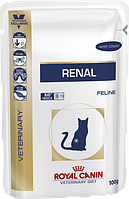 Royal Canin Renal Feline влажный, 12 шт