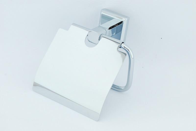 Держатель с крышкой для бумаги Perfect Sanitary Appliances KB 9926 латунный