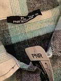 Теплая и стильная рубашка в клетку из фланели, фото 2