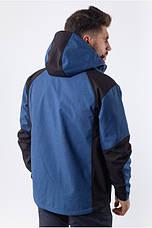 Куртка AVECS Soft Shell  - Navy, фото 3