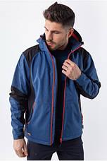 Куртка AVECS Soft Shell  - Navy, фото 2