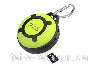 Портативная колонка Pixus Active, слот micro-sd до 32 gb