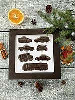 """Шоколадный подарочный набор для ребенка """"Машинки"""""""