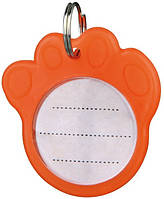 2277 Trixie Адресовка лапка флюоресцентная, 3,5 см