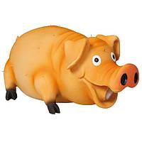 35499 Trixie Игрушка Свинья со щетиной, 21 см