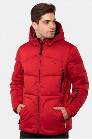 Куртка зимова AVECS - RED, фото 2