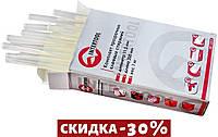 Клеевые стержни Intertool - 11,2 х 200 мм, прозрачные (1 кг)