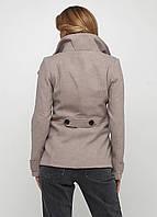 Полупальто женское H&M (размер 44) бежевое, фото 1