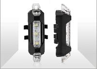 Светодиодный фонарь сигнализатор, габаритные огни для электросамоката Xiaomi M365/M365 Pro. Белый, фото 1