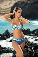 Красивый купальник бандо SELENA F13 336