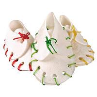 31447 Trixie Dog Snack Chewing Shoes башмак из сыромятной кожи, 100гр/10шт