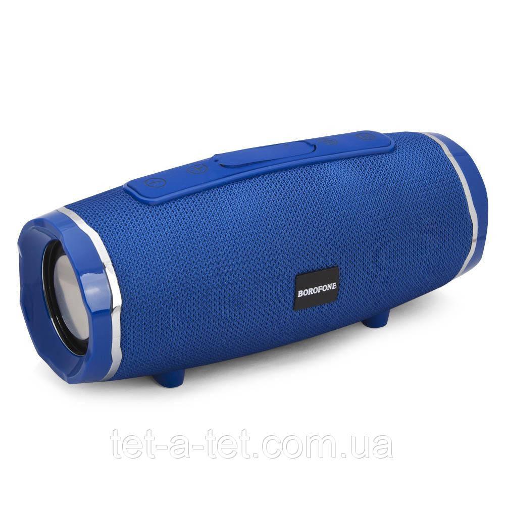 Портативная колонка Borofone BR3 Blue