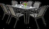 Крісло з текстилену  BOLONIA  55х75хН91см, фото 4