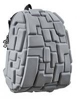 Рюкзак MadPax Blok Half Pack Grey (средний), фото 1