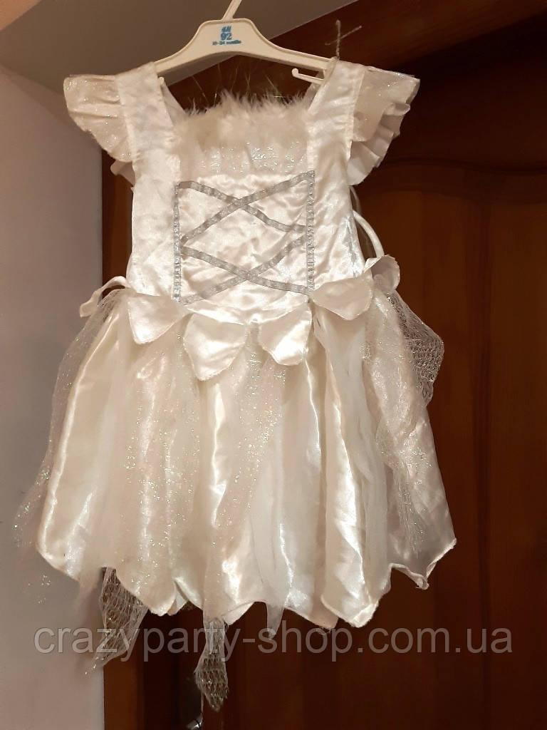 Карнавальный костюм феи 98-110 см б/у