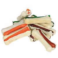 31445 Trixie Dog Snack Mini Chewing Bones кости из сыромятной кожи, 230гр/10шт