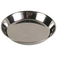 2468 Trixie Steel миска металлическая для кота, 0,2л/13см