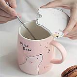 Чашка Полярный медведь, фото 4