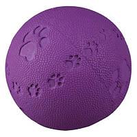 34863 Trixie Мяч с пищалкой, 9 см