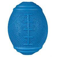 3324 Trixie Мяч регби литой, 10 см