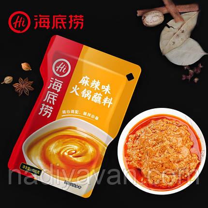Кунжутная паста острая HaiDiLao  120g, фото 2