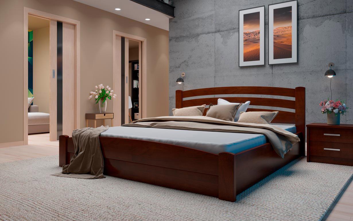 Кровать Мерлинда с подъемным механизмом