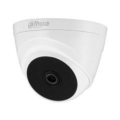 1МП купольна HDCVI відеокамера Dahua Technology DH-HAC-T2A11P (2.8 мм)