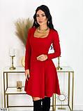 Платье красное, фото 3