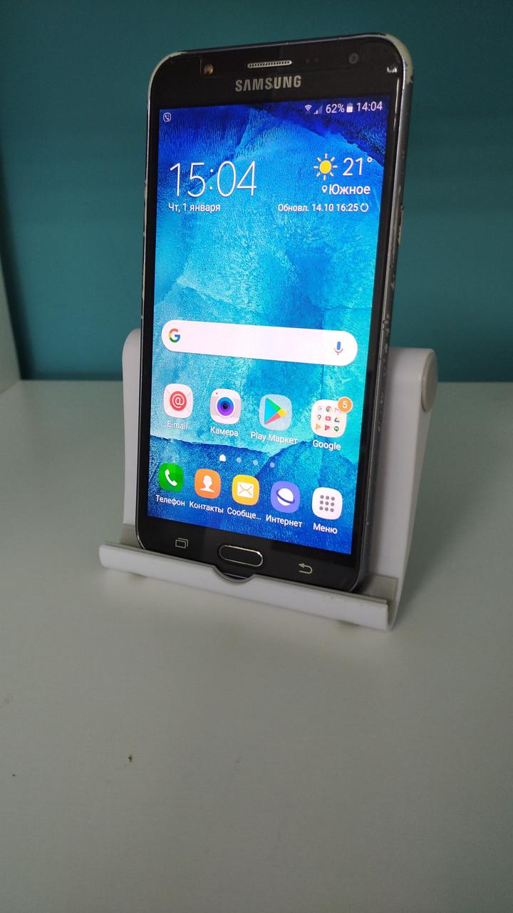 БУ Смартфон Samsung J700H Galaxy J7 Black (SM-J700H) 1,5/16GB