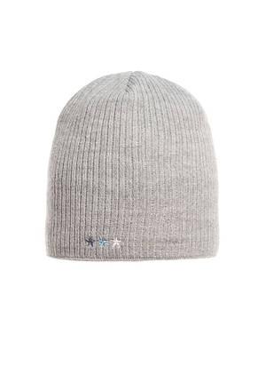 Стильная качественная и практичная вязаная мужская шапка., фото 2