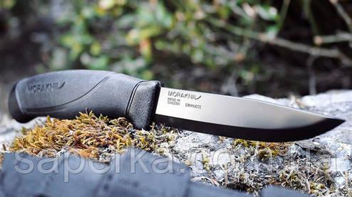 Туристический Нож Мора Companion Black 12141, фото 2